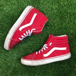 Vans Hi-Top Classic Skater Tennis Shoes Size 12